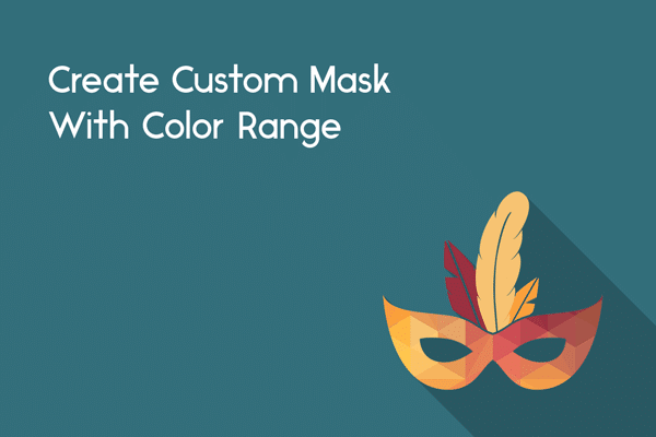 create custom mask with color range