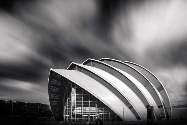 the glasgow armadillo secc
