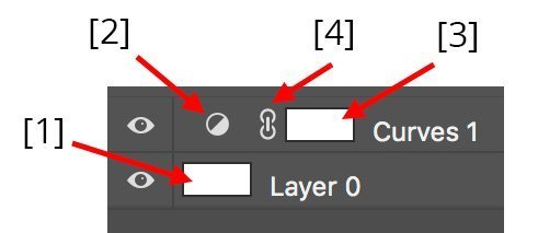 components of a layer