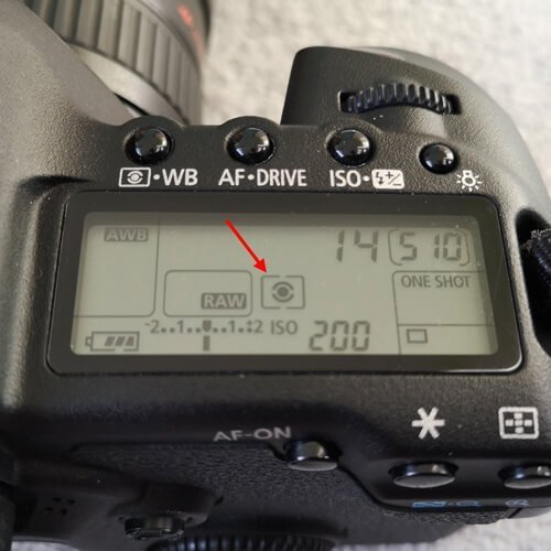 metering mode hdr photography