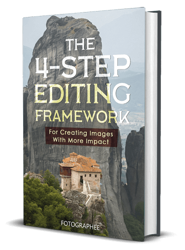 4 step editing framework
